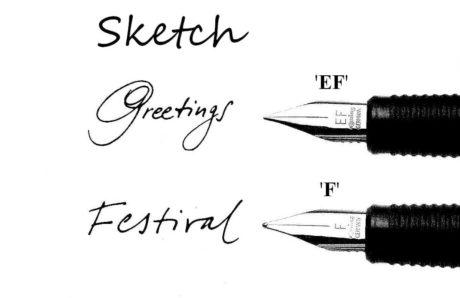 Rotring ArtPen Sketch Fine 1