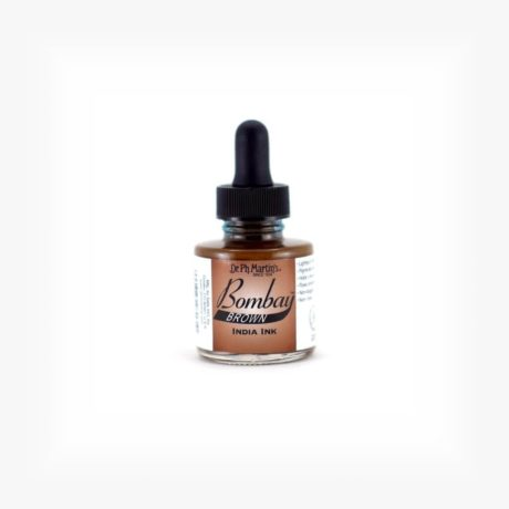 Dr Ph Martin's Bombay India Ink Brown