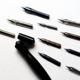 Budget Copperplate Nib Selection 1