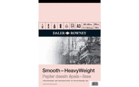 Daler Rowney Heavyweight A3