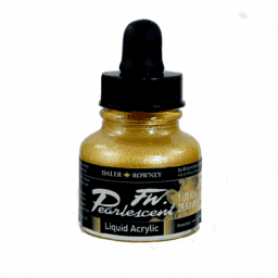 Pearlescent Acrylic 29.5ml Bell Bronze 1