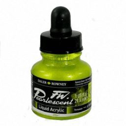 Pearlescent Acrylic 29.5ml Genesis Green 1