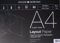 Daler Rowney A4 Layout Pad 1