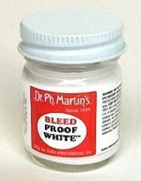 Bleedproof White
