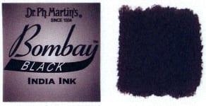 Bombay India Ink Black 30ml