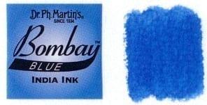 Bombay India Ink Blue 30ml 1