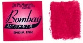 Bombay India Ink Magenta 30ml