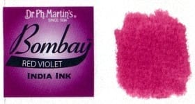 Bombay India Ink Red Violet 30ml