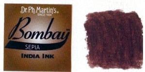 Bombay India Ink Sepia 30ml