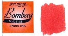 Bombay India Ink Tangerine 30ml 1