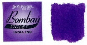 Bombay India Ink Violet 30ml 1
