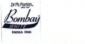 Bombay India Ink White 30ml