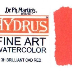 Dr Ph Martin's Hydrus Brilliant Cad Red 15ml 1
