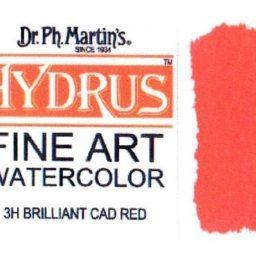 Dr Ph Martin's Hydrus Brilliant Cad Red 15ml 1