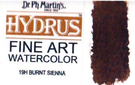 Dr Ph Martin's Hydrus Burnt Sienna 15ml 1