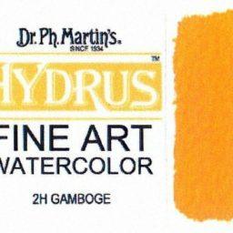 Dr Ph Martin's Hydrus Gamboge 15ml 1