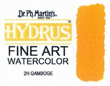 Dr Ph Martin's Hydrus Gamboge 15ml 1