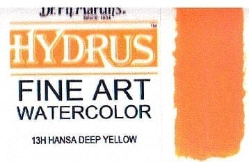 Dr Ph Martin's Hydrus Hansa Deep Yellow 15ml 1