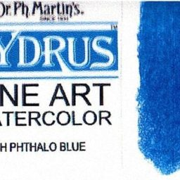Dr Ph Martin's Hydrus Phthalo Blue 15ml 1