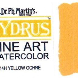 Dr Ph Martin's Hydrus Yellow Ochre 15ml 1