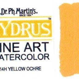 Dr Ph Martin's Hydrus Yellow Ochre 15ml 1