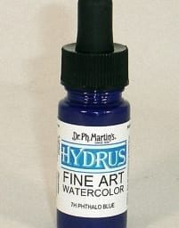 Dr Ph Martin's Hydrus Liquid Watercolours