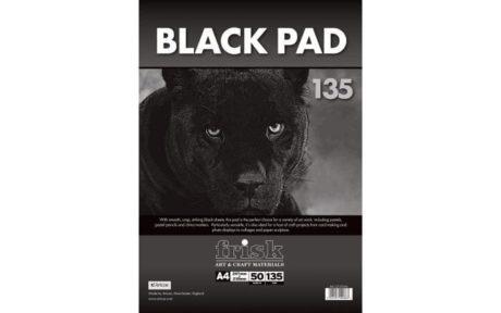 Frisk Black Pad A4