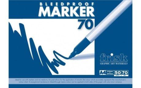 Frisk Bleedproof A4 Pad