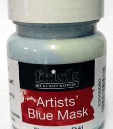 Frisk Artists' Blue Mask 60ml 1