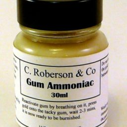Gum Ammoniac Gilding Medium 30ml