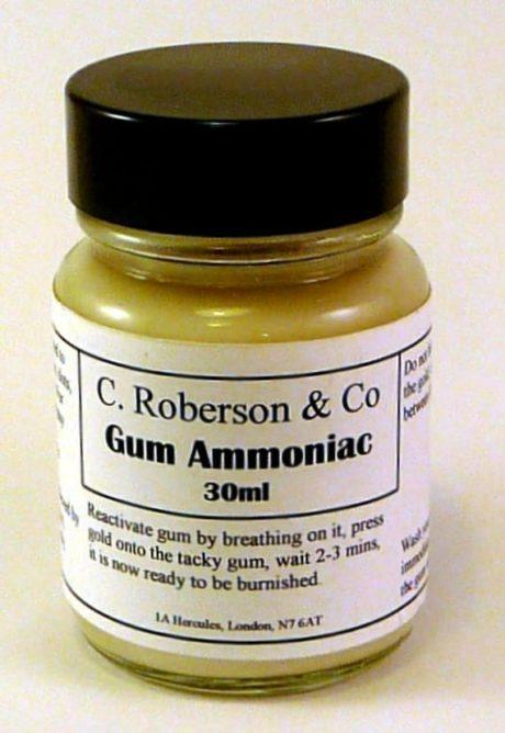 Gum Ammoniac Gilding Medium 30ml