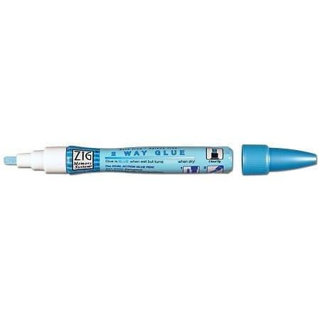 Kuretake 2 Way Glue 5 mm Chisel Tip - 5mm line 2