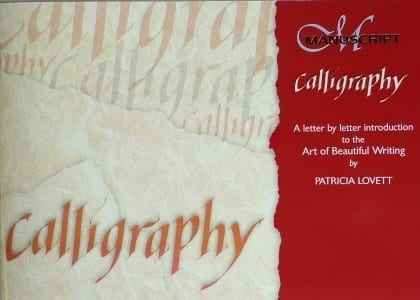 Manuscript Calligraphy Manual 1