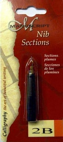 Manuscript Classic Nib Sections 1