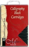 Manuscript Black Ink Cartridges x 30 1