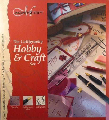 Manuscript Hobby & Craft Set 2