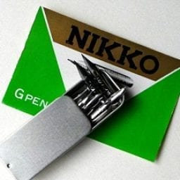 Nikko G Pen Nib