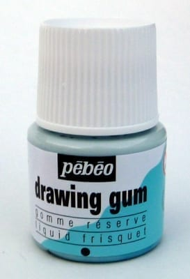 Pebeo Drawing Gum 45ml 2