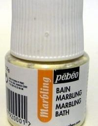 Pebeo Marbling Bath 35g 1