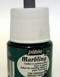 Pebeo Marbling Ink Emerald Green 45ml