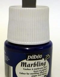 Pebeo Marbling Ink Ultramarine 45ml 1