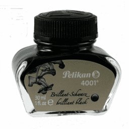 Pelikan 4001 Brilliant Black Ink 1