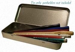 Penholder Tin