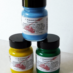 Roberson Permanent Pigmented Inks