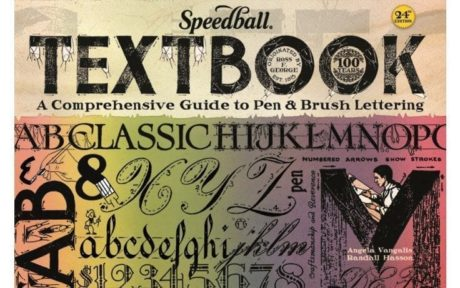 Speedball Calligraphy Textbook