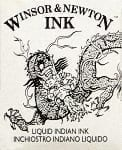 Winsor & Newton Drawing Ink Liquid Indian (Non Waterproof) 30ml 1