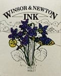 Winsor & Newton Drawing Ink Violet 14ml