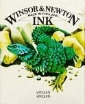 Winsor & Newton Drawing Ink Viridian 14ml 1