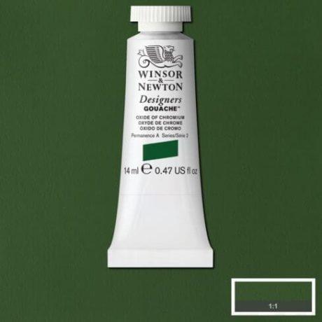 Winsor Newton Gouache Oxide of Chromium