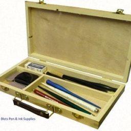 Wooden Pen Box 1